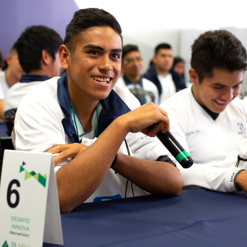 Junior Achievement partnership initiates pathways to success for students in Latin America